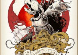 In Flames en concert au Splendid de Lille
