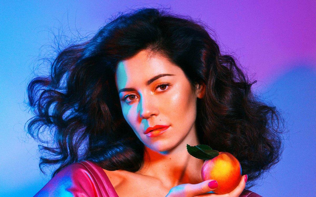Marina And The Diamonds au Cirque Royal et Grand Mix