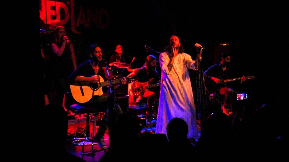 Orphaned Land la péniche lille concert
