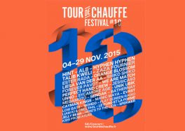 Tour de Chauffe 10 tour de chauffe 2015 Ester Rada, We Are Match, Forever Pavot cacestculte