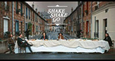 Shake Shake Go - We Are Now (2015)