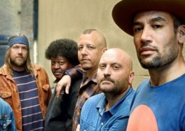 Ben Harper The Innocent Criminals concert zenith lille