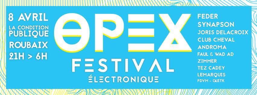 opex festival condition publique roubaix