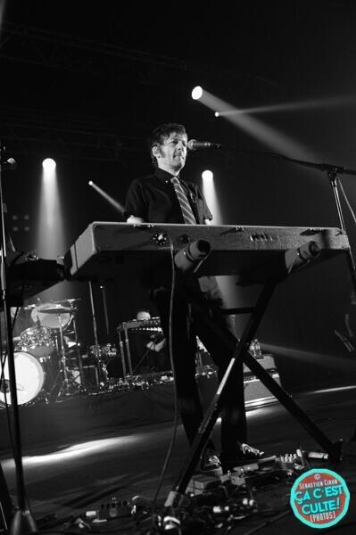 GENERAL ELEKTRIKS : nouvel album, nouvelle tournée pour 2018 ! GENERAL ELEKTRIKS à L'Aéronef de Lille © Sébastien Ciron