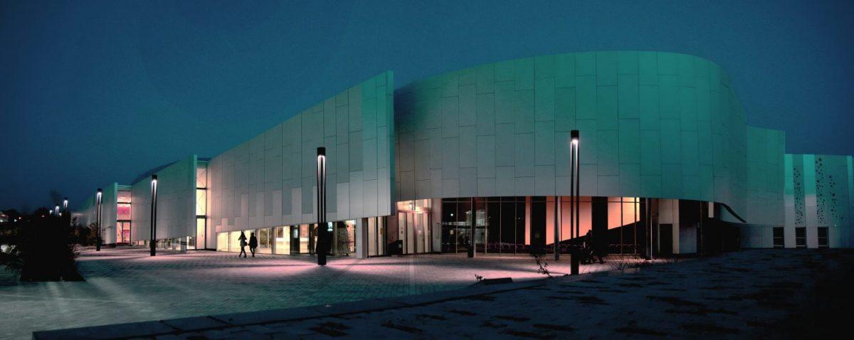 Le Centre Culturel de Lesquin