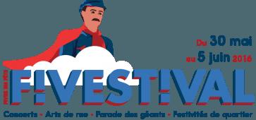 Fivestival 2016 Lille festival juin 2016
