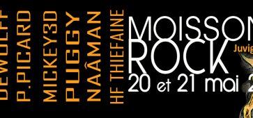 Festival Des Moissons Rock