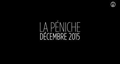 La Péniche de Lille décembre 2015