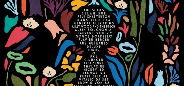Les Nuits Secrètes 2016 aulnoye aymeries festival ban