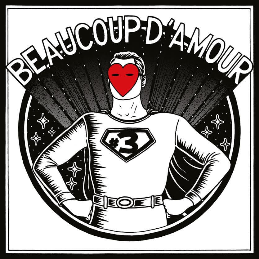 Compilation Beaucoup d'Amour 3