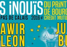 Inouis 2016 printemps de Bourges Nord-Pas-de-Calais June Bug