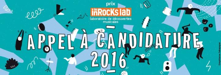Prix les inRocKs lab 2016