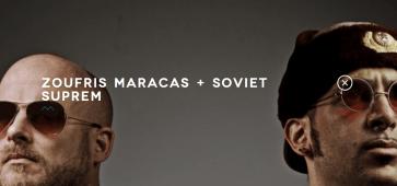 zoufris maracas soviet suprem wazemmes l'accordéon festival lille