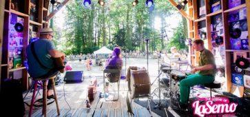 La guinguette La Semo 2016 festival