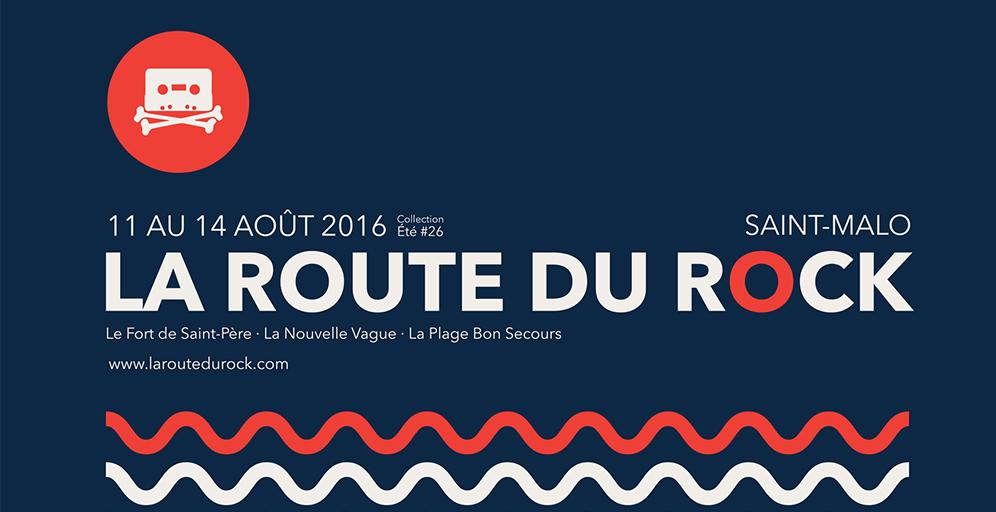 La route du rock 2016 festival saint malo