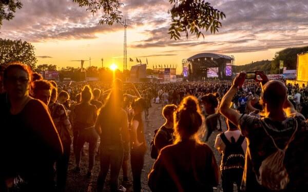 Dour Festival 2016