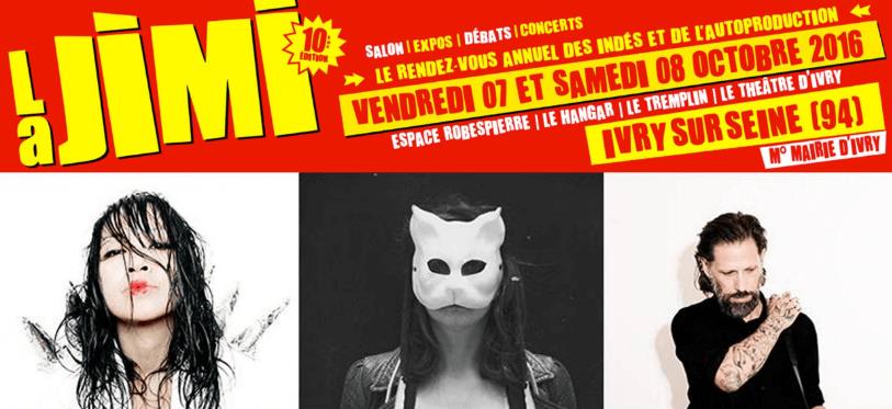 La JIMI 2016 10e edition