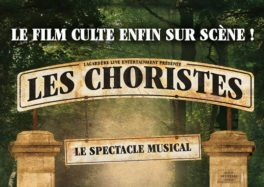 Les Choristes spectacle amiens lille