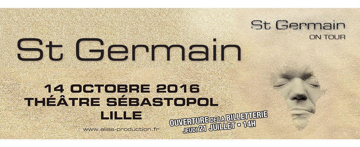 st germain theatre sebastopol lille concert