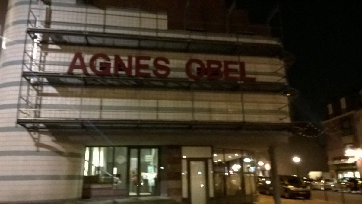 Agnes Obel Colisée de Roubaix
