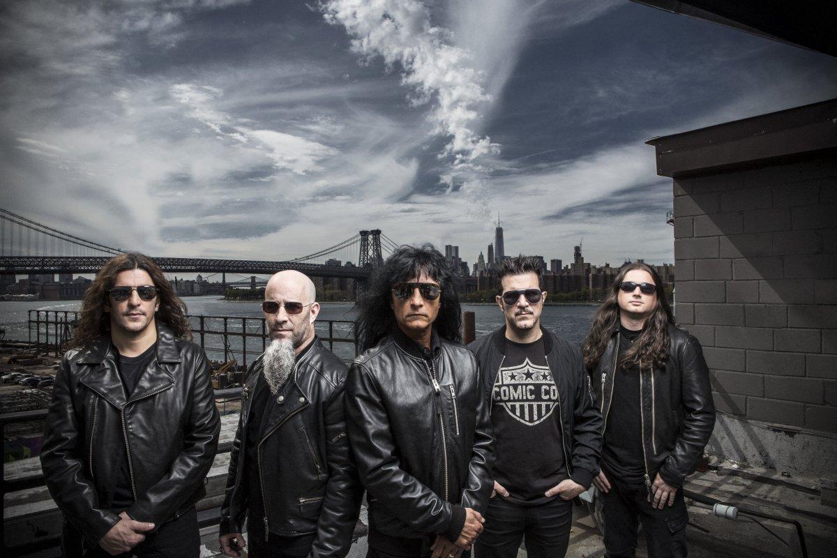 anthrax concert elysee montmartre paris 2017