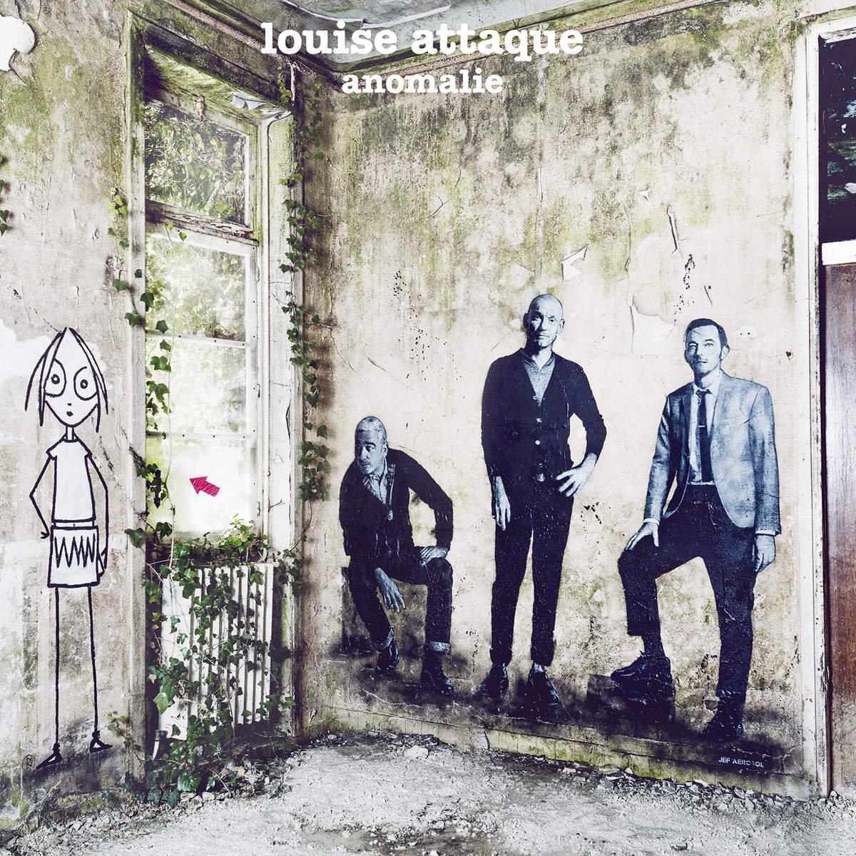 Louise Attaque Aeronef lille mars 2016 louise attaque anomalie album edition deluxe
