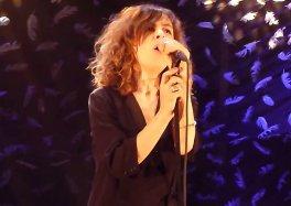 Le retour de Clarika sur la scène du Splendid de Lille en 2019 avec un nouvel album Clarika concert colisee lens