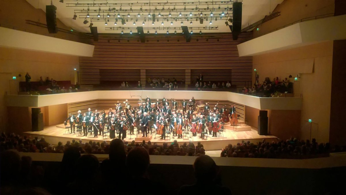 La Symphonie Pathétique par l'Orchestre National de Lille (Nouveau Siècle, le 1er février 2017)