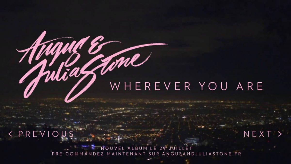 Angus & Julia Stone : nouvel album en pré-écoute