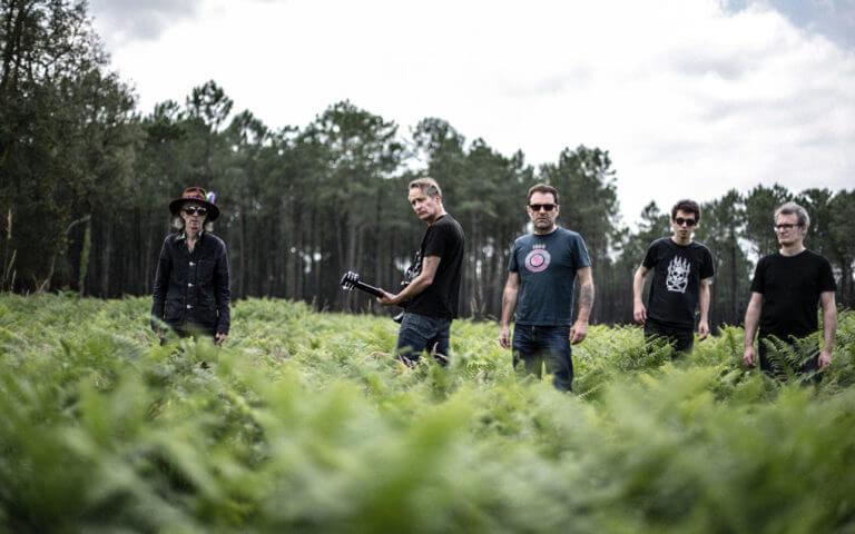 les wampas les enchanteurs 2017 festival drocourt concert reportage