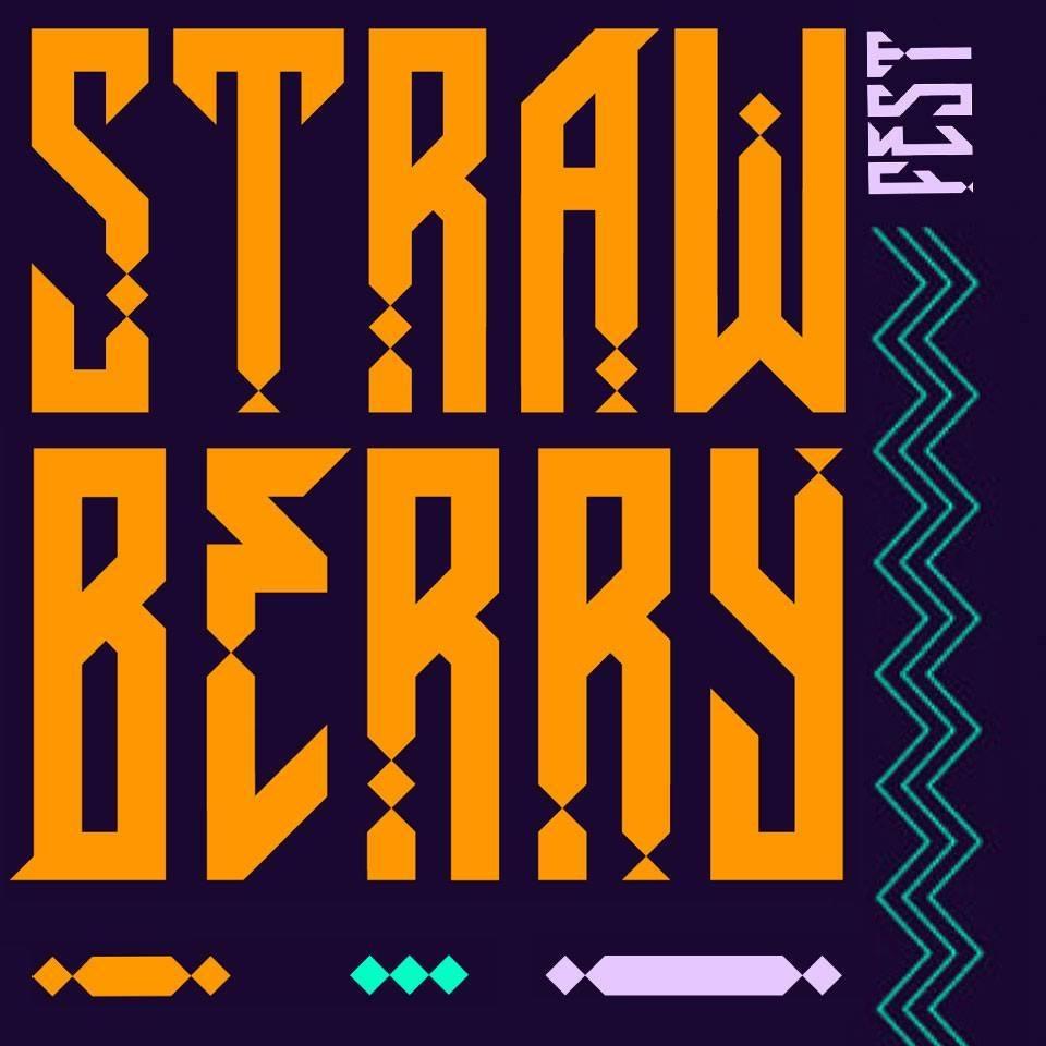 STRAWBERRY FEST 2017 8 et 9 septembre festival La Ferme d'en haut ça c'est culte concerts