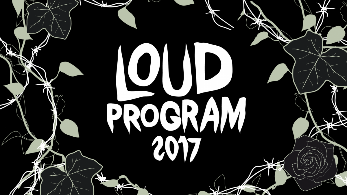 Loud Program 2017 wallonie bruxelles