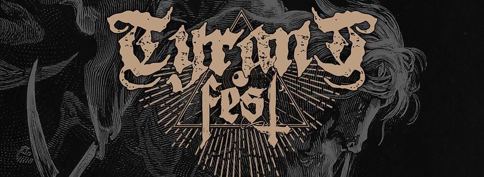Festival TYRANT FEST au Métaphone 9-9bis à Oignies Nao Noise Productions ça c'est culte