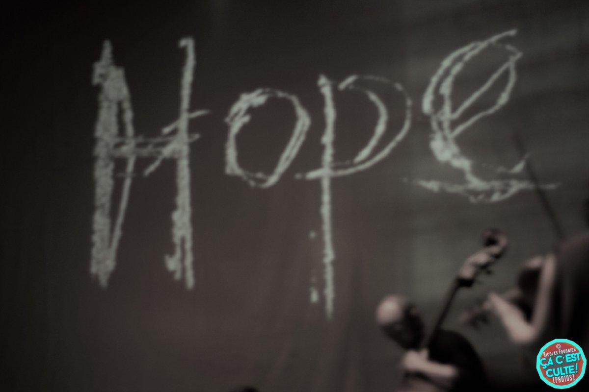 Godspeed You ! Black Emperor Condition Publique Roubaix reportage Nicolas Fournier ça c'est culte
