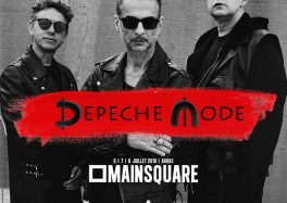 Main Square Festival 2018 Depeche Mode ça c'est culte billet place réservation ticket tête d'affiche