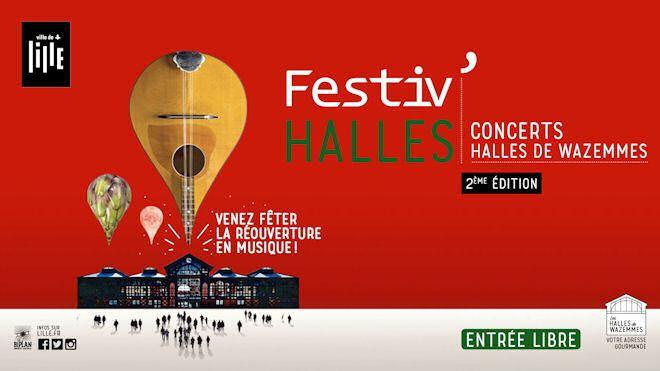 Le Biplan programme au Festiv'Halles de Lille !