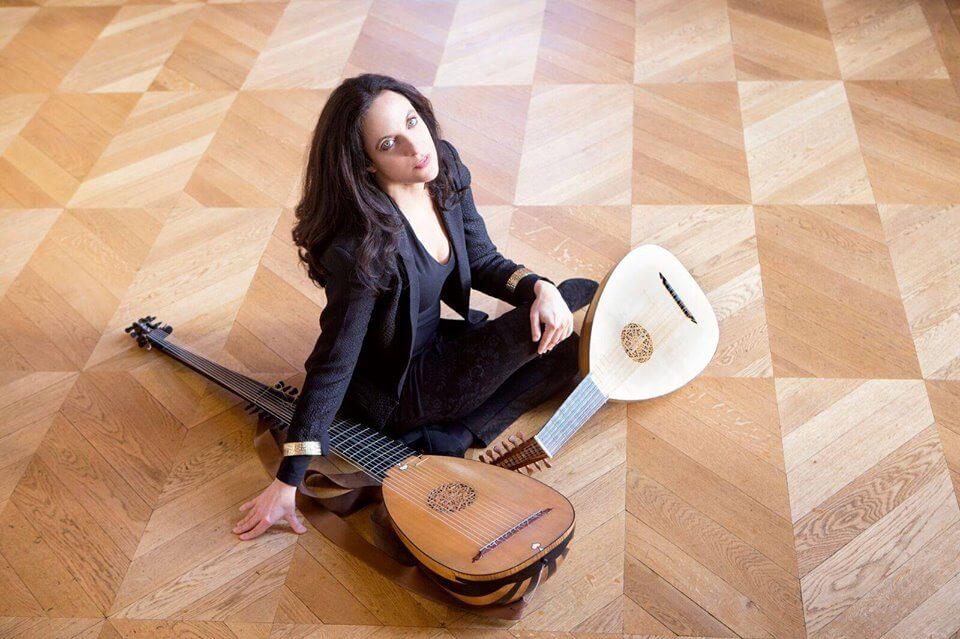 Les Solistes du Concert d'Astrée présentent LE VOYAGE DE LA GUITARE le 8 décembre 2017 à 20h00 au Muba de Tourcoing.