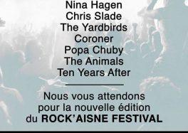 Rock'N Festival #7 à Chauny le 07 avril 2018 ça c'est culte
