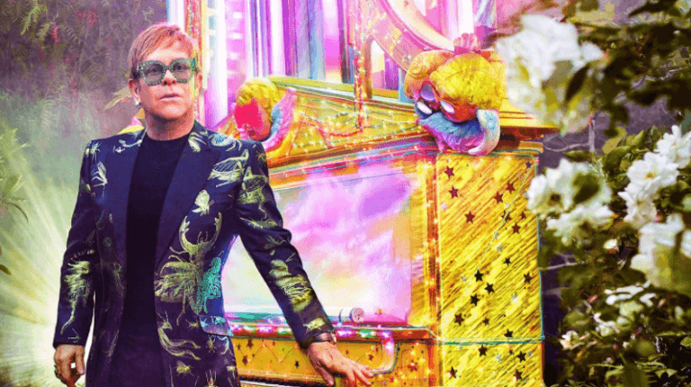 Elton John annonce sa tournée d'adieu ''Farewell Yellow Brick Road'' : Sportpaleis d'Anvers et au Stade Pierre Mauroy Elton John annonce sa tournée d'adieu Farewell Yellow Brick Road et s'arrêtera au Sportpaleis d'Anvers le 23 mai 2019 ça c'est culte concert ça c'est culte billet ticket