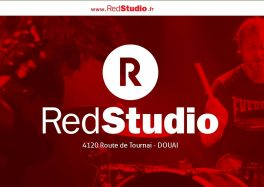 Le Red Studio à Douai