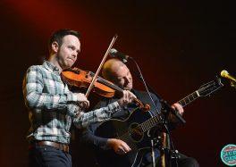 Saint Patrick : Damien Mullane et son groupe + première partie Niall Murphy Music © Sébastien Ciron