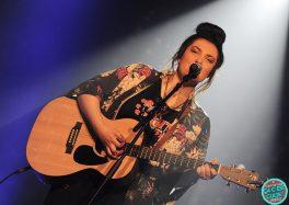 Hoshi en concert au Pacbo d'Orchies © Sébastien Ciron