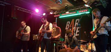 Louis Arlette : du rock français électro-indus au Bar Live de Roubaix ! cacestculte