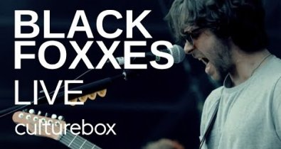 Black Foxxes Live MainSquare Festival 2018
