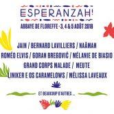 17e édition du festival Esperanzah! à Floreffe : de la musique du monde du 3 août 2018 au 5 août 2018