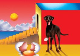 Agar Agar : l'album The Dog And The Future sortira le 28 septembre prochain cacestculte
