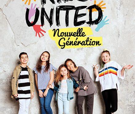 Kids United Nouvelle Génération à Lille et à Douai en 2019 cacestculte