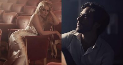 Kylie Minogue et Jack Savoretti Music's Too Sad Without You videoclip cacestculte