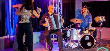 Tourcoing Jazz Tour : Lionel Suarez et Minino Garay à l'Auditorium Mots'art de Neuville-en-Ferrain © Antoine Herman