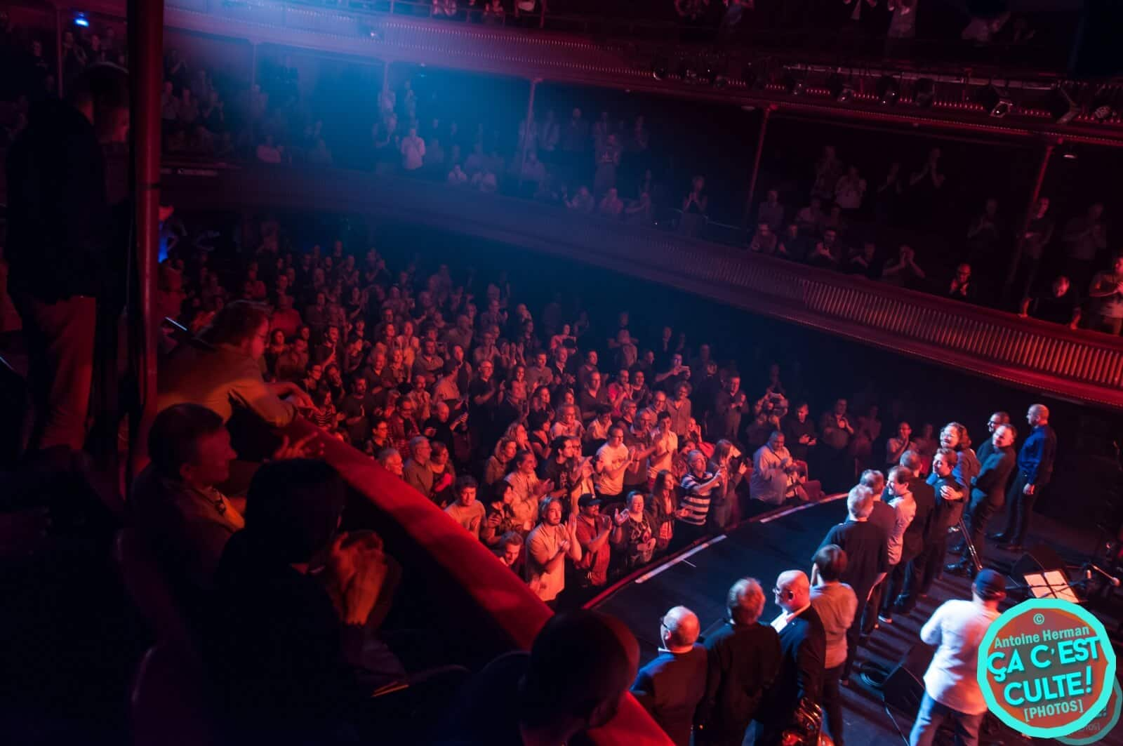 Tourcoing Jazz Festival 2018 © Antoine Herman